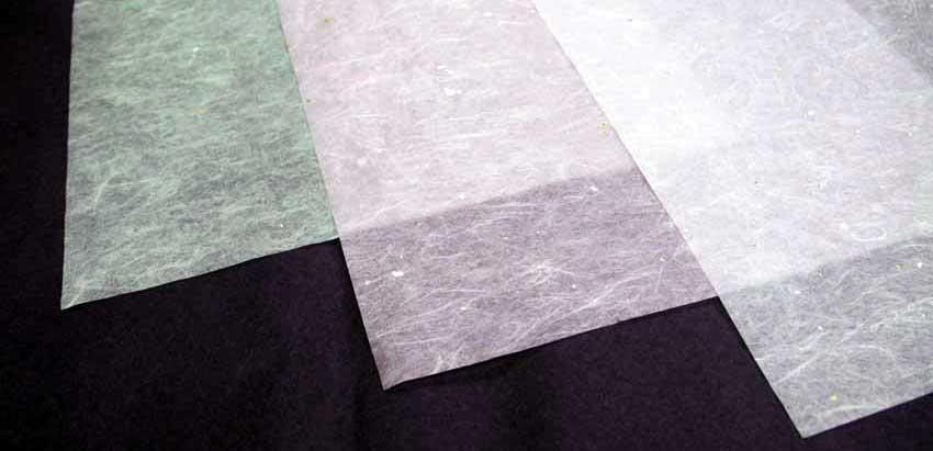 Washi tissue paper